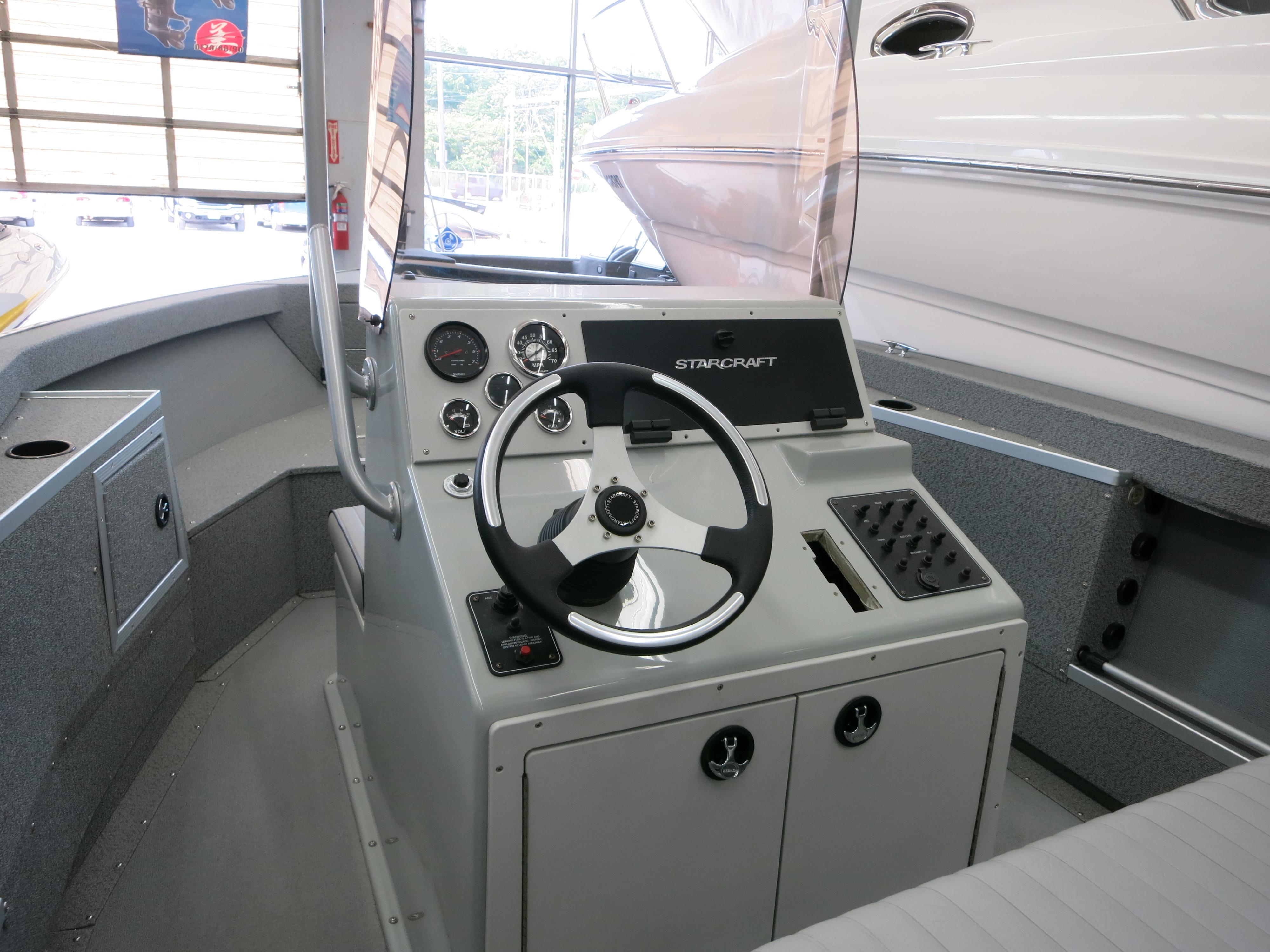 Starcraft Mariner 210 Cc Happy Days Boat Centre